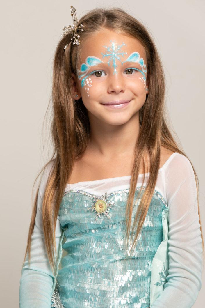 maquillage-enfant-reine-neige